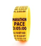 Marathon Paceband 3:05 Orange/Black