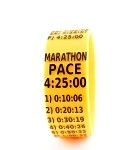 Marathon Paceband 4:25 Orange/Black