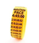Marathon Paceband 4:45 Orange/Black
